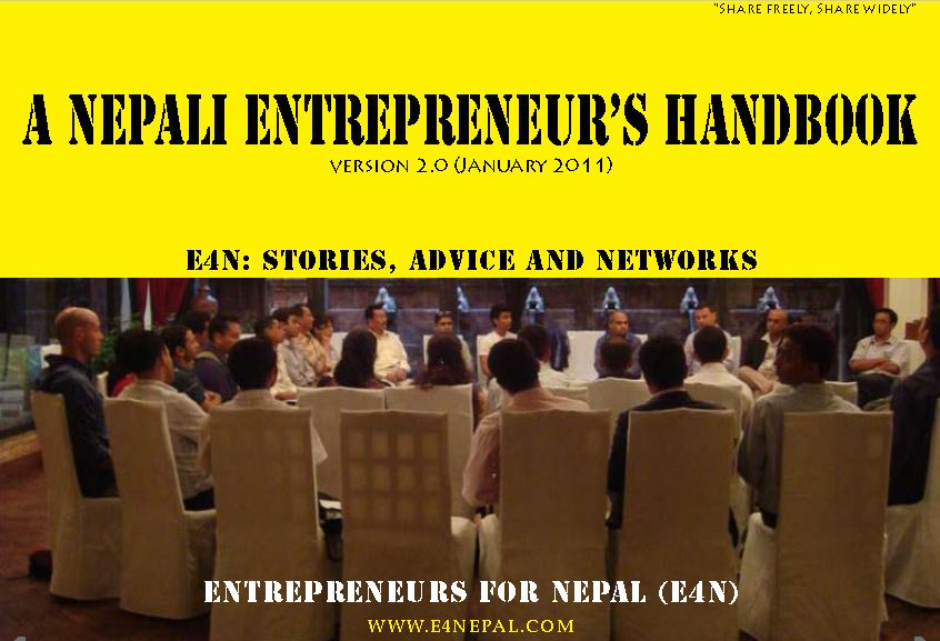 For Entrepreneur – A most read (in context ofNepal)