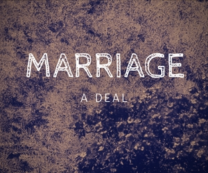 Marriage – ADEAL
