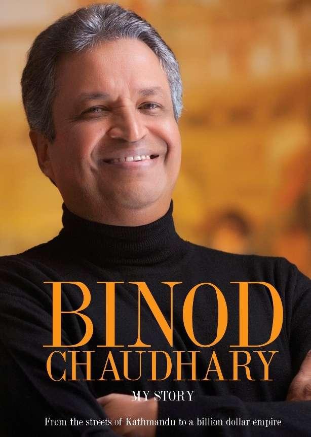 Success Mantras by Nepal's first Billionaire, BINODCHAUDHARY